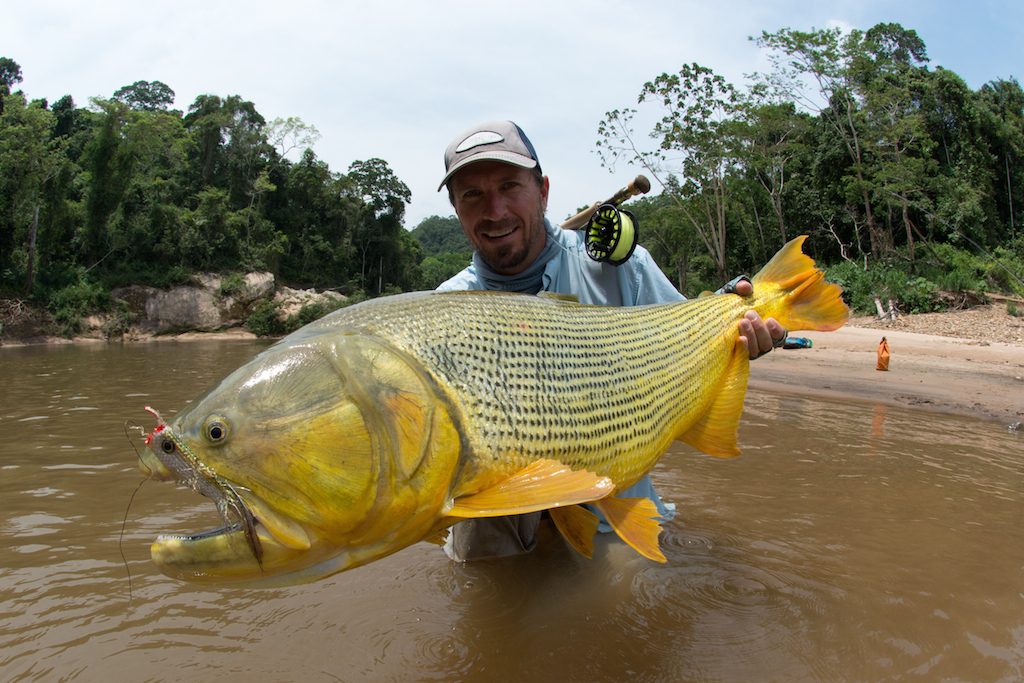 Boliva 3 for Fly fishing shows