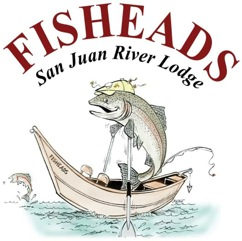 The fly fishing show for Fish heads san juan